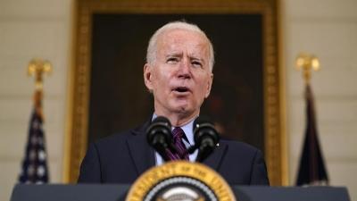 Biden: Οι ΗΠΑ δεν θα αναγνωρίσουν ποτέ την προσάρτηση της Κριμαίας στη Ρωσία