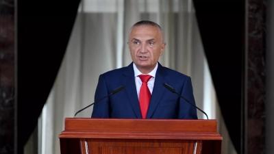 Αλβανία: Η Βουλή απέπεμψε τον Πρόεδρο Meta