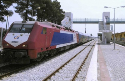 Νέα σιδηροδρομική γραμμή Αθήνα-Θεσσαλονίκη από αύριο (29/1)