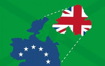 Deutsche Welle: Συγκλίσεις, αποκλίσεις και κόκκινες γραμμές για τη Β.Ιρλανδία μεταξύ Βρετανίας - ΕΕ