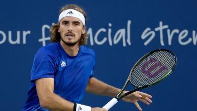 Τσιτσιπάς: «Με πικραίνει που δεν θα αγωνιστώ στο Davis Cup - Ο πατέρας μου με έκανε ΑΕΚ»
