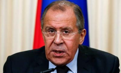 Lavrov:  Η Ρωσία μπορεί να αστυνομεύσει μία «ζώνη ασφαλείας» στη βόρεια Συρία