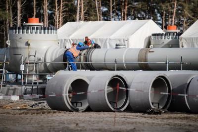 Οι ΗΠΑ προανήγγειλαν κυρώσεις κατά των ρωσικών αγωγών φυσικού αερίου Nord Stream 2 και Turkish Stream