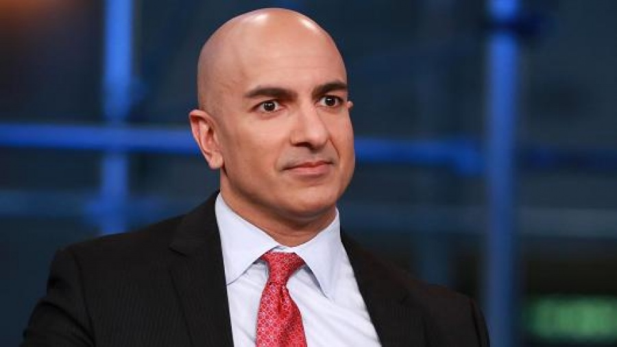 Kashkari (Fed): Πρέπει να μειώσουμε τα επιτόκια τον Σεπτέμβριο 2019