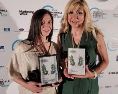 H ΔΕΛΤΑ έλαβε την Πιστοποίηση CRI Pass και 2 βραβεία Υπεύθυνης Επιχειρηματικότητας