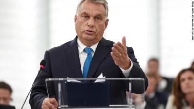 Orban: Δεν αποκλείεται το Fidesz να ενταχθεί σε άλλη πολιτική ομάδα πλην του ΕΛΚ