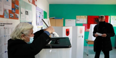 Αλβανία – εκλογές: Νίκη των Σοσιαλιστών με 47% - Στο 43,5% η Κεντροδεξιά