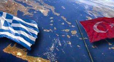 Τουρκικό ΥΠΕΞ: Απαράδεκτη η μονομερής επέκταση των χωρικών υδάτων στο Αιγαίο στα 12 μίλια