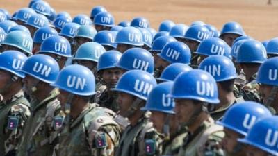 Η Ινδία προσφέρθηκε να εμβολιάσει τους 95.000 κυανόκρανους που διαθέτει ο ΟΗΕ στον κόσμο