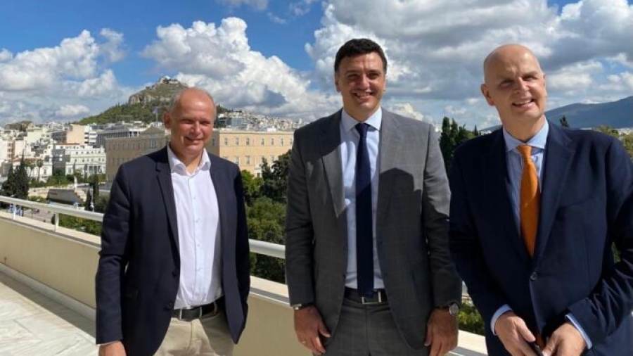 Συμφωνία Κικίλια με στελέχη της TUI για έναρξη της τουριστικής σεζόν το Μάρτιο