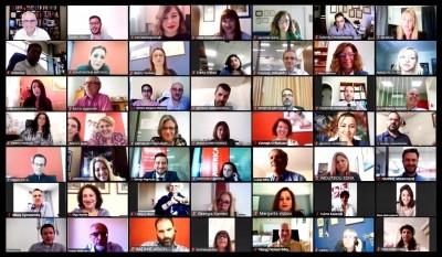 H εκπαίδευση των Συνεργατών της INTERAMERICAN σε λειτουργίες απόλυτα ψηφιακού περιβάλλοντος