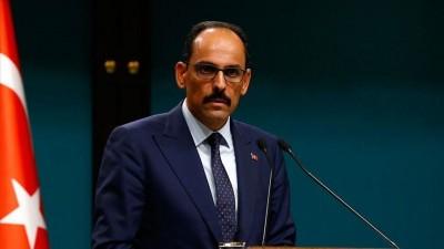 Kalin (Τουρκία): Οι συνομιλίες με Ελλάδα, εκτός από ΑΟΖ θα αφορούν νησιά και εναέριο χώρο - Η ΕΕ δεν θα πρέπει να τα περιμένει όλα από την Τουρκία