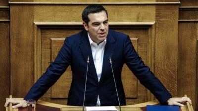 Παρέμβαση Τσίπρα στη Βουλή: Η κυβέρνηση νομοθετεί σαν τον κλέφτη – Θα ζητήσει προ ημερησίας για διαφάνεια - δημοκρατία