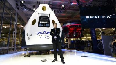 H SpaceX του Elon Musk άντλησε από την αγορά 850 εκατ. δολ. – Στα 75 δισ. δολ. η αποτίμησή της