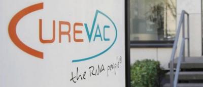 Ο ΕΜΑ τερμάτισε την κυλιόμενη αξιολόγηση του εμβολίου της γερμανικής CureVac AG κατά του COVID-19