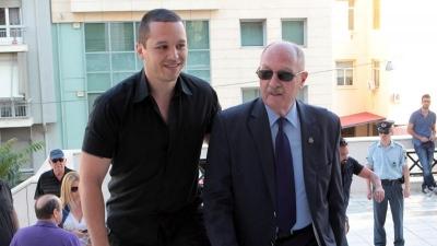 Συνελήφθη ο πρώην βουλευτής της Χρυσής Αυγής Μιχάλης Αρβανίτης - Οδηγείται στον Εισαγγελέα