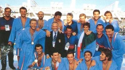 Olympic Stories (1992): Τρεις παρατάσεις δίνουν στην Ιταλία το χρυσό μέσα στην Ισπανία, στον κορυφαίο τελικό που έγινε στο πόλο!