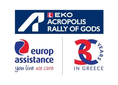 Europ Assistance Greece: Επίσημος Υποστηρικτής Οδικής Βοήθειας του EKO Ράλλυ Acropolis 2021