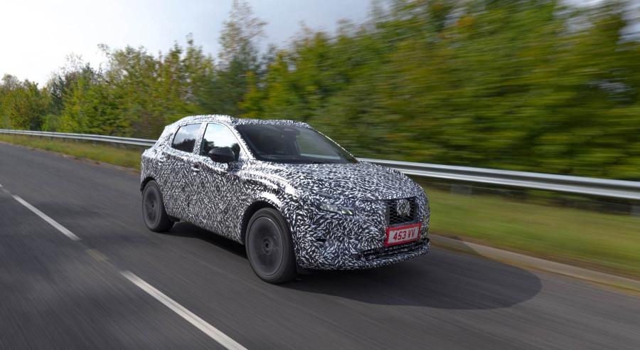 Μάθετε τους κινητήρες που θα έχει το νέο Nissan Qashqai!