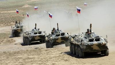 Η Ρωσία θα στείλει τεράστιες ποσότητες στρατιωτικού υλικού στη Λευκορωσία