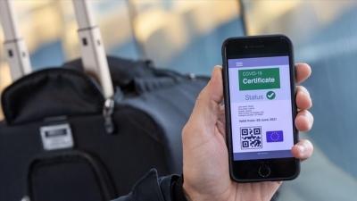 Άλλες ακόμη 16 ευρωπαϊκές χώρες έτοιμες για το ψηφιακό πιστοποιητικό COVID