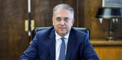Θεοδωρικάκος: Πολιτική της κυβέρνησης να ενώσει όλες τις δυνάμεις για να πετύχουμε τον μέγιστο δυνατό εμβολιασμό