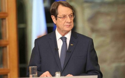 Κύπρος - Κορωνοϊός: Εμβολιάστηκε ο Νίκος Αναστασιάδης