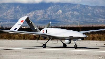 Γερμανικές εταιρείες συμμετείχαν στην ανάπτυξη του τουρκικού στόλου drones