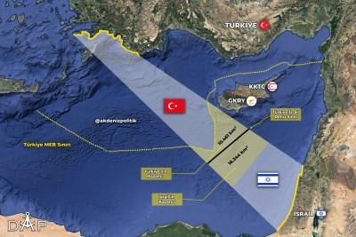 Η Τουρκία προσεγγίζει το Ισραήλ μέσω Αζερμπαϊτζάν με δέλεαρ την αμφισβητούμενη Αφροδίτη στην Κύπρο – Τι κρύβει η Navtex 6 μηνών του Oruc Reis;