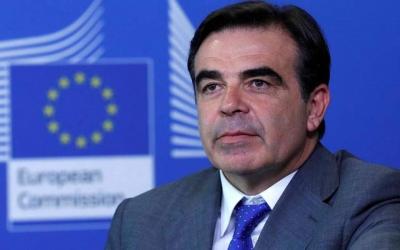 Σχοινάς (Κομισιόν): Ο Draghi τυγχάνει σεβασμού και θαυμασμού στην ΕΕ και πέραν αυτής
