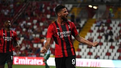 Ολιβιέ Ζιρού – Νίκολα Μιλένκοβιτς: Τα καλύτερα «κεφάλια» του ευρωπαϊκού ποδοσφαίρου εδρεύουν πλέον στην Serie A! (video)