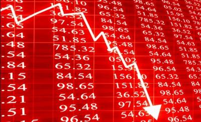 Ισχυρή πτώση στις ευρωαγορές, σε χαμηλά 5 μηνών ο Stoxx Europe 600 - «Βουτιά» 2,3% για τον DAX