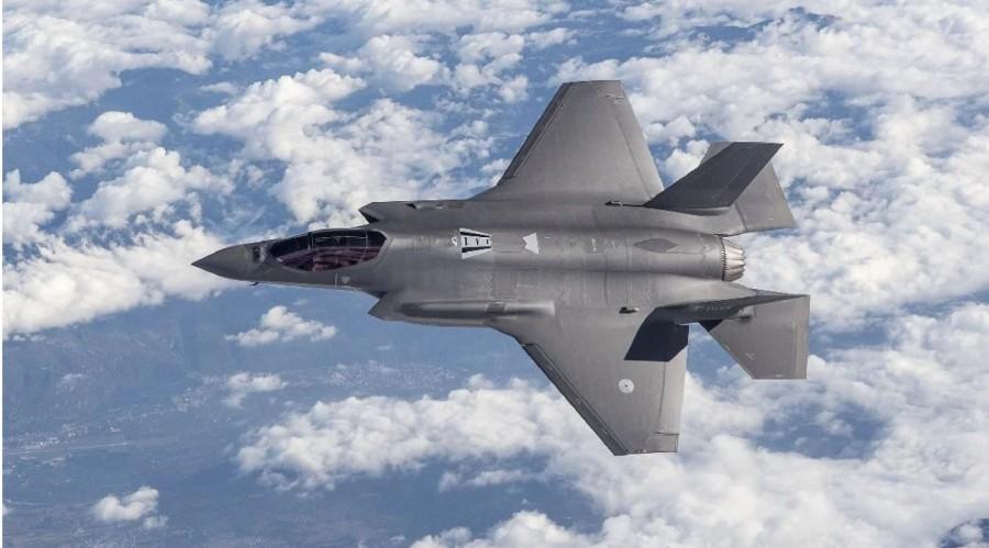 Θα καταλήξουν στην Ελλάδα αντί για την Τουρκία τα αμερικανικά μαχητικά F-35;