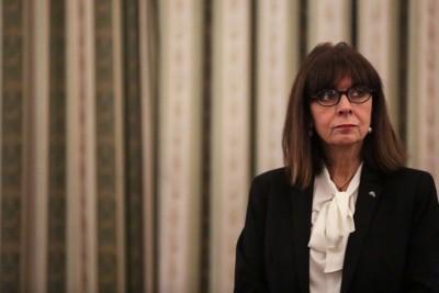 Σακελλαροπούλου: Τα γεγονότα στη Μόρια δεν προσφέρονται για εκμετάλλευση από κανέναν