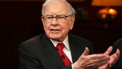 Buffett: Η κυβέρνηση με έσωσε το 2008, θα γιόρταζα την Ημέρα των Ευχαριστιών στα McDonald's