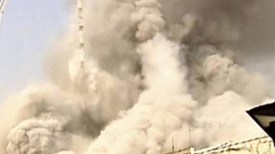 Ιράν: Η έκρηξη σε πάρκο της Τεχεράνης οφειλόταν σε βομβίδα κρότου λάμψης