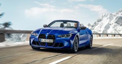 Επίσημα η ανοιχτή BMW M4 Convertible xDrive