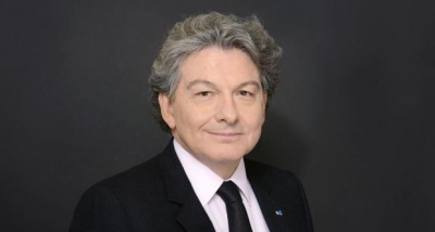 Ο Γάλλος Thierry Breton είναι ο νέος Επίτροπος Εσωτερικής Αγοράς