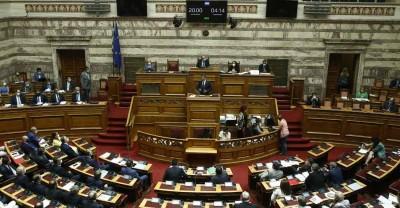 Βουλή: Σύγκρουση Μητσοτάκη – Τσίπρα για τον προϋπολογισμό του 2021 – Σήμερα 15/12 η ψηφοφορία