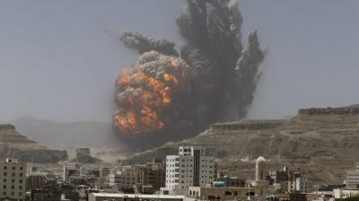 Επτά άμαχοι σκοτώθηκαν από αεροπορικό πλήγμα την Υεμένη
