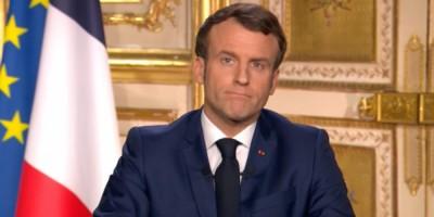 Macron: Μια ρωσική επέμβαση στη Λευκορωσία θα ήταν «το χειρότερο» που μπορεί να συμβεί