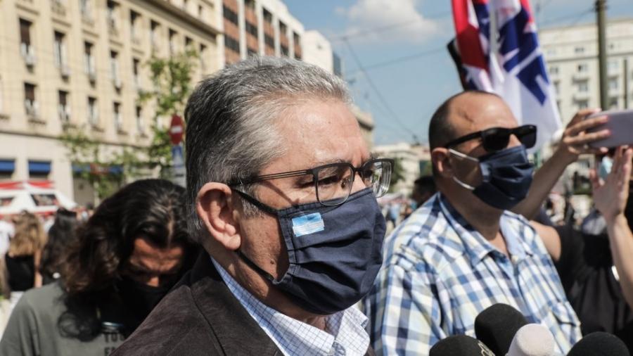 Κουτσούμπας: Καταδικασμένο στη συνείδηση των εργαζομένων το εργασιακό νομοσχέδιο