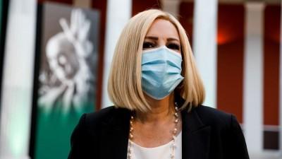 Γεννηματά (ΚΙΝΑΛ): Είναι ώρα να τελειώσει το επικοινωνιακό show της Κυβέρνησης με τα εμβόλια