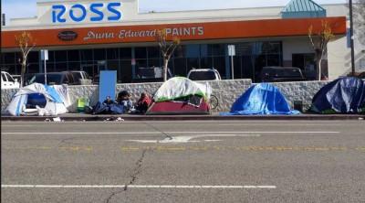 ΗΠΑ: Σημαντική αύξηση του αριθμού των αστέγων στο Λος Αντζέλες μέσα σε ένα χρόνο