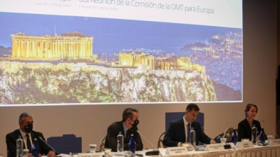 UNWTO: Στο προσκήνιο ο ελληνικός τουρισμός και η δημιουργία του Παρατηρητηρίου Παραθαλάσσιου και Θαλάσσιου Τουρισμού Αν. Μεσογείου