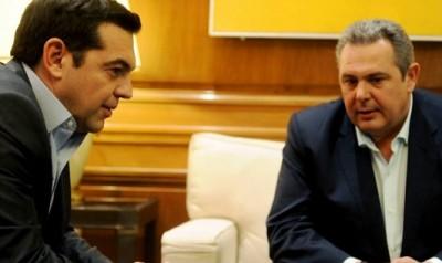 Νέες αποκαλύψεις για διαλόγους Καμμένου – Παπαγγελόπουλου ενώπιον Τσίπρα – ΝΔ: Άλλη μια κραυγαλέα επιβεβαίωση της λειτουργίας του παρακράτους των ΣΥΡΙΖΑΝΕΛ
