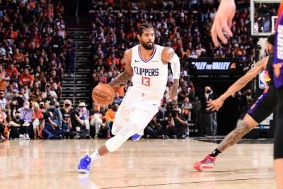 ΝΒΑ: O... ασταμάτητος Paul George κράτησε ζωντανούς τους Clippers! (video)