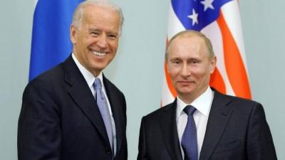 ΗΠΑ μετά τις κυρώσεις κατά Ρωσίας: Ζωτικής σημασίας για την αποκλιμάκωση της έντασης η συνάντηση Biden - Putin
