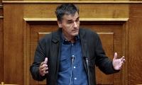 Τσακαλώτος: Λάβαμε τις νέες προτάσεις των θεσμών - Πάμε για συμφωνία πριν το δημοψήφισμα