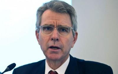 Pyatt (πρέσβης ΗΠΑ στην Ελλάδα): Οι ΗΠΑ στηρίζουν την Ελλάδα για οικοδόμηση σταθερότητας στη Μεσόγειο